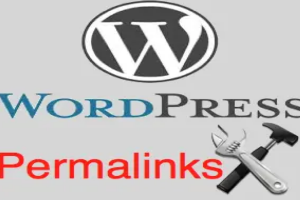 Settings for WordPress Permalinks