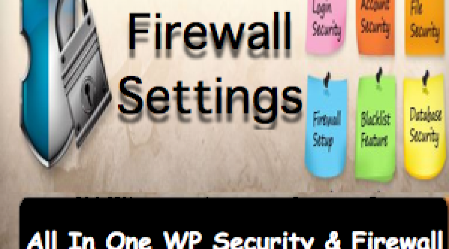 Protect WordPress Site with Firewall from AIOWPS Plugin