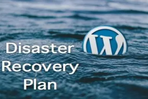 Disaster Recover Plan for WordPress