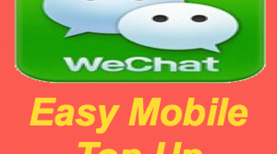 How to Top Up Mobile Using WeChat?