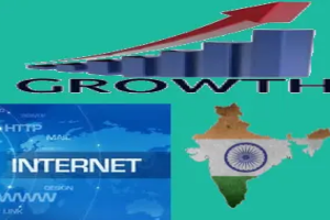 Internet Growth in India