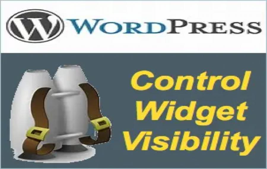 Jetpack Widget Visibility