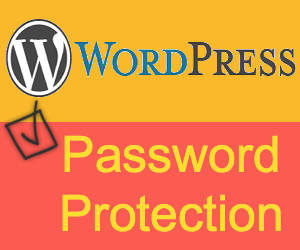 How to Password Protect Posts and Pages in WordPress?