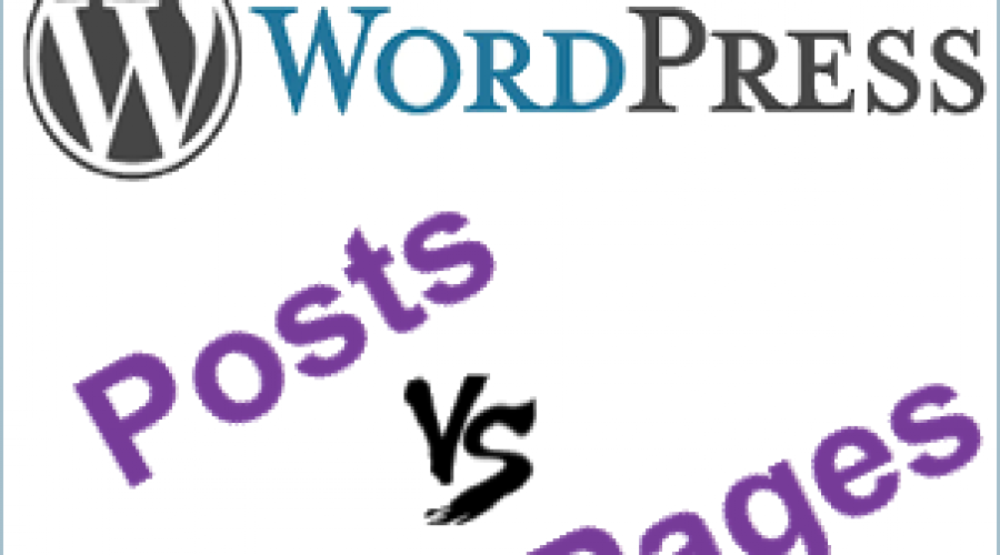 WordPress Posts Vs Pages – Key Differences