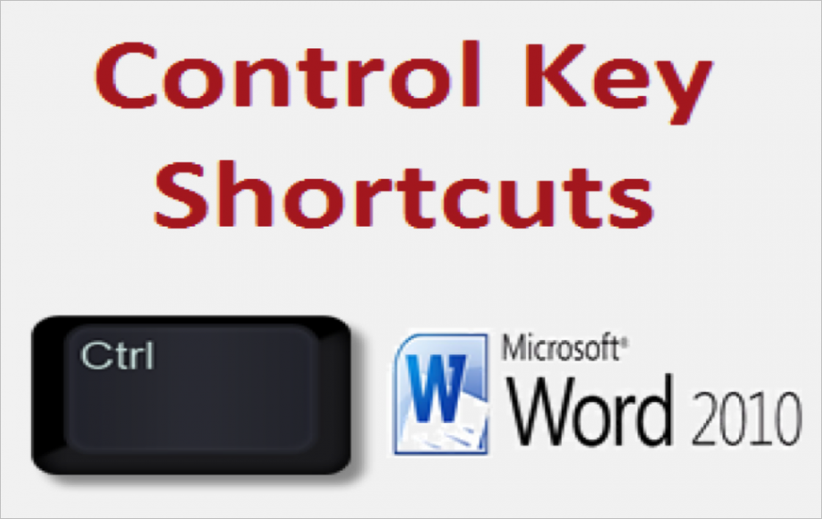 90 Control Key Shortcuts for Microsoft Word