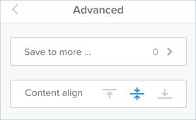Advanced Header Background Options