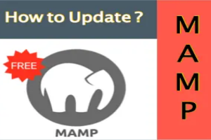 Update MAMP to Latest Version