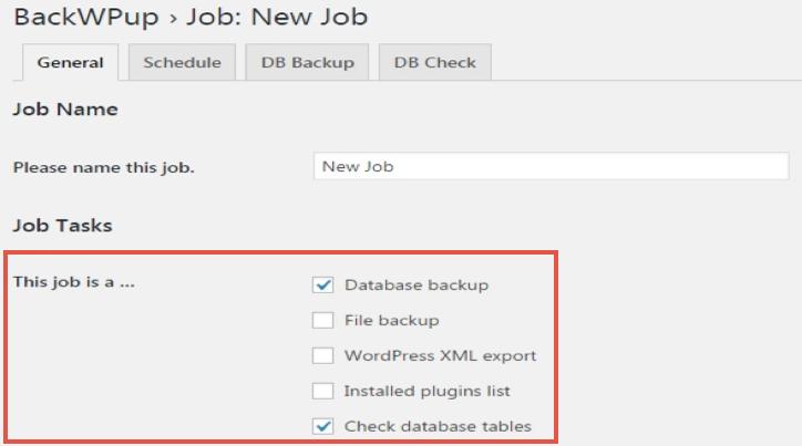 Creating Automated WordPress Database Backup