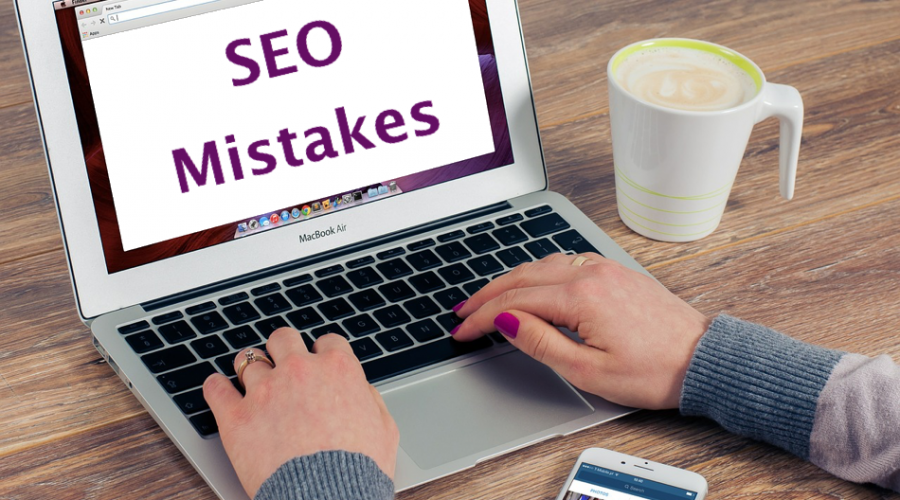 5 SEO Mistakes to Avoid at Any Cost