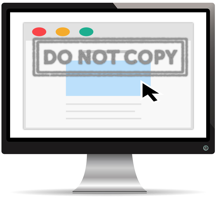 Do Not Copy Content from Other Sites