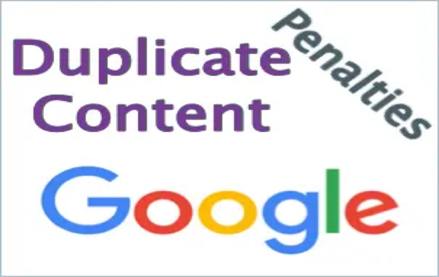 Duplicate Content Penalty
