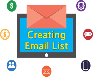An Ultimate Guide to Creating a Business E-mail List