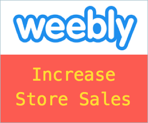 5 Tips to Improve Your Weebly Online Store Sales
