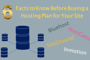 6 Facts to Know Before Buying Hosting Plan
