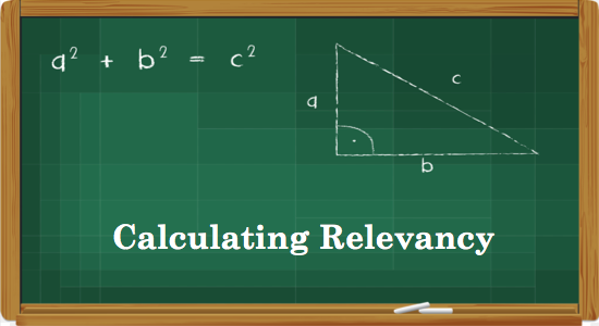 Calculating Relevancy