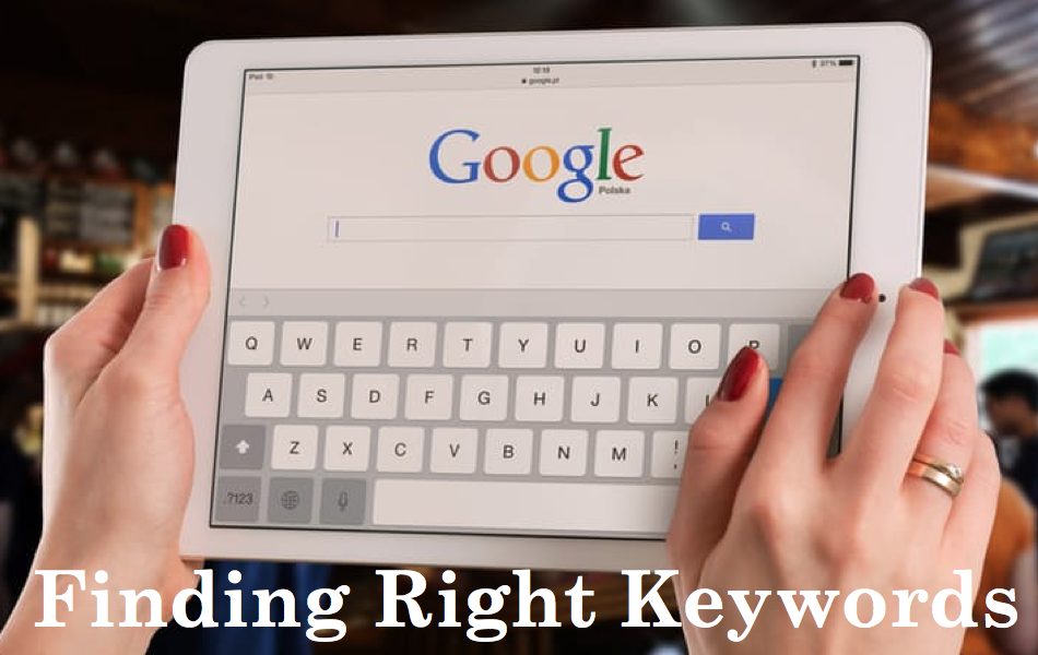 How to Choose Right Keywords for Your Articles?