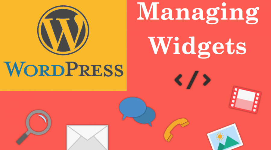 How to Add and Customize Widgets in WordPress Site?