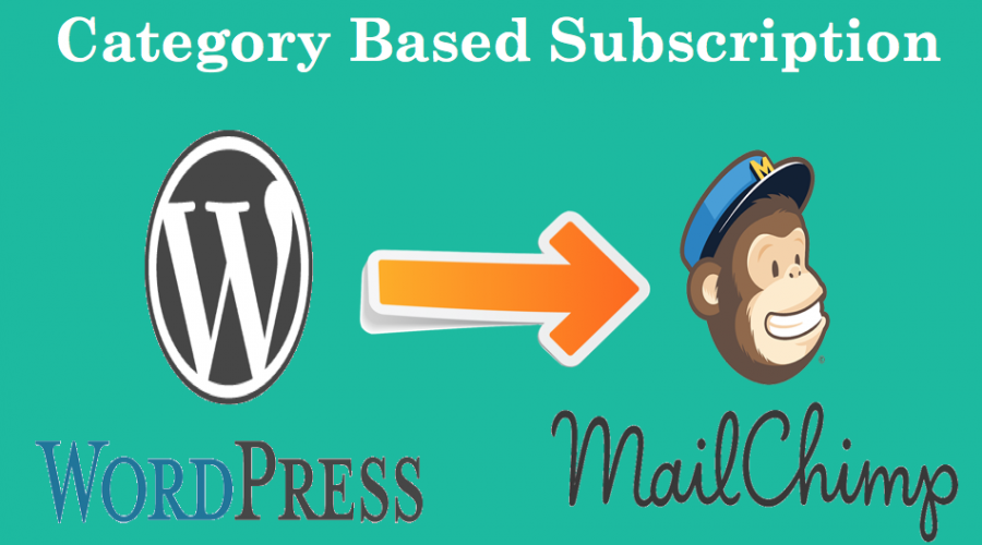 Category Based Subscription in WordPress with MailChimp