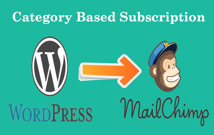WordPress Category Based Subscription with MailChimp