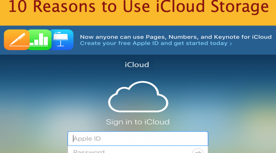 10 Reasons Why You Should Use iCloud on Apple Devices