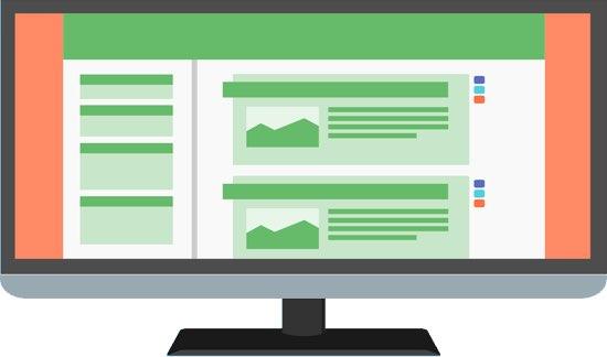 Landing Page Design in Blogging Trends