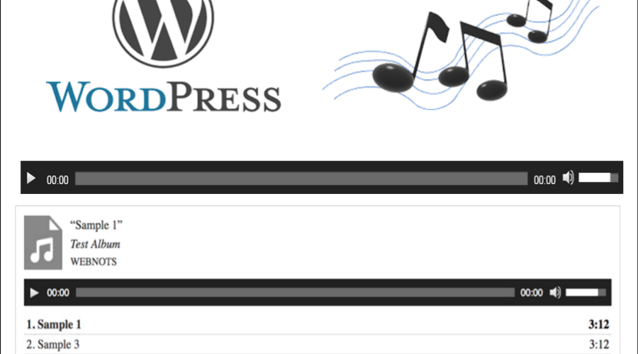 How to Add Audio Player in WordPress Site Without Plugin?