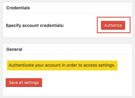 Authenticating CloudFlare with W3TC