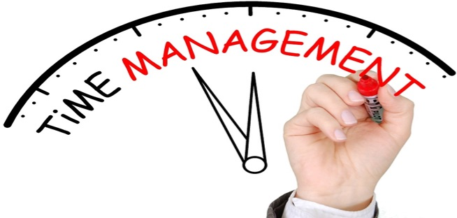 Blog Time Management