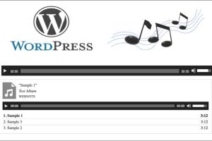 Insert Audio in WordPress