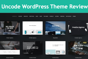 Uncode WordPress Theme Review