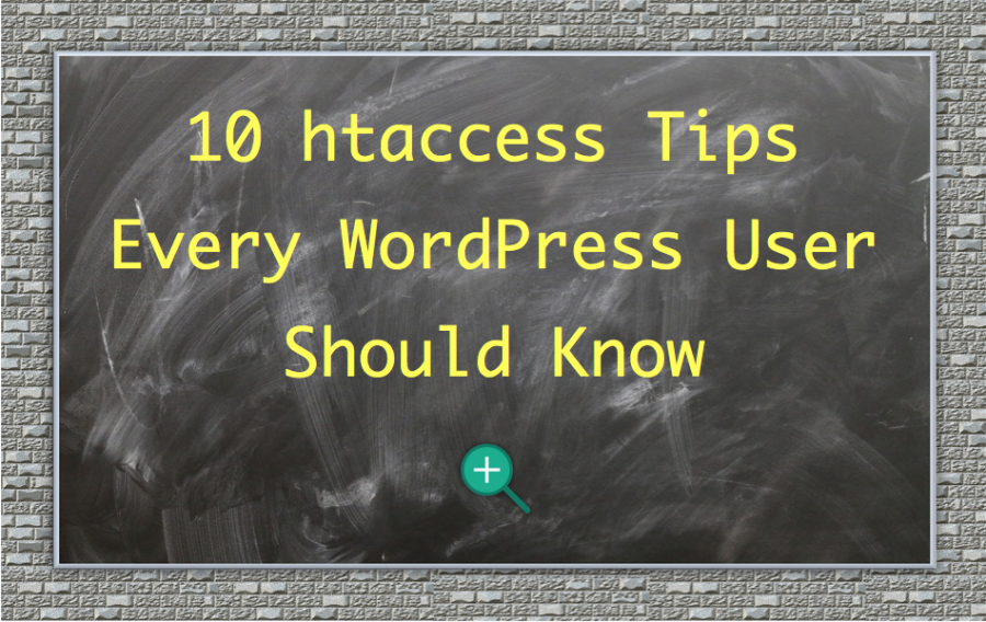 10 htaccess Tips Every WordPress User Should Know