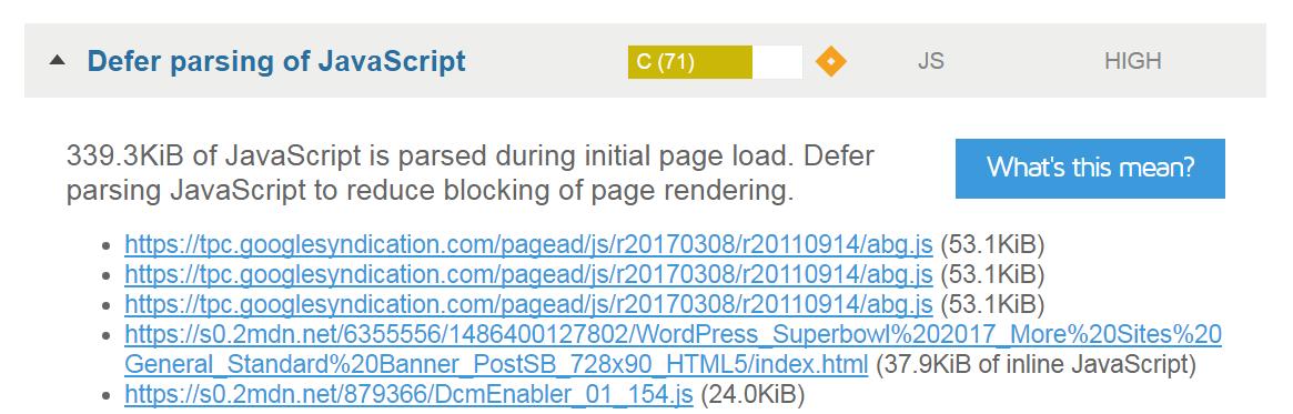 AdSense Page-Level Ad Script
