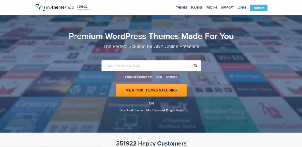 Mythemeshop WordPress Theme Provider