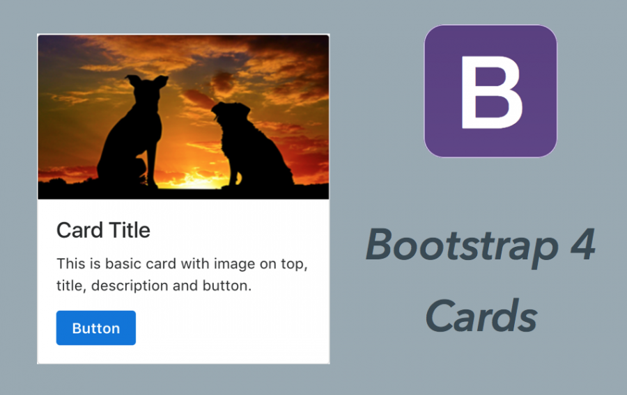 Bootstrap 4 Cards Tutorial