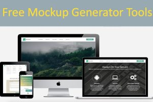 5 Free Mockup Generator Tools to Create Device Mockups