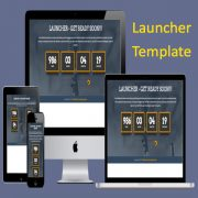 Launcher Template