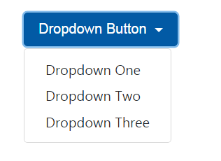 Bootstrap 4 Dropdown