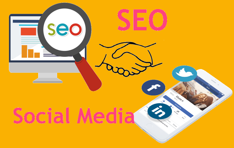 5 Reasons Why You Should Combine SEO and Social Media