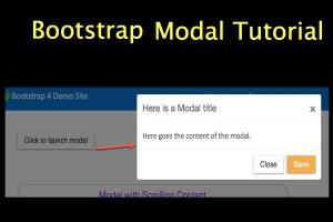 Bootstrap Modals