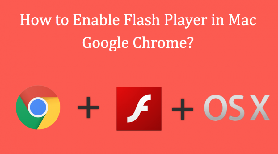 How to Enable Adobe Flash Player in Mac Chrome?