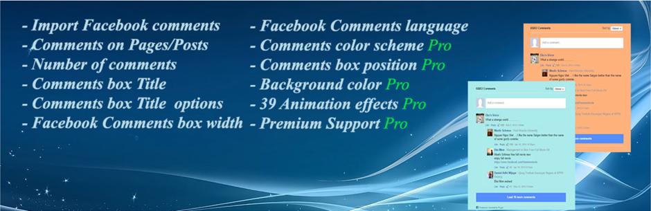 Facebook Comments WordPress Plugin