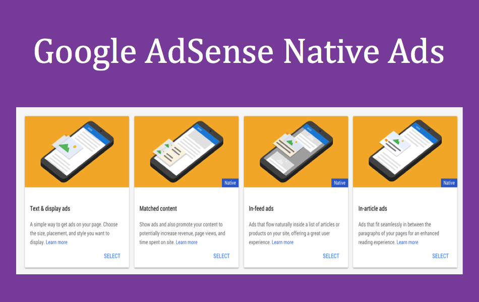 How to Use Google AdSense Native Ads?