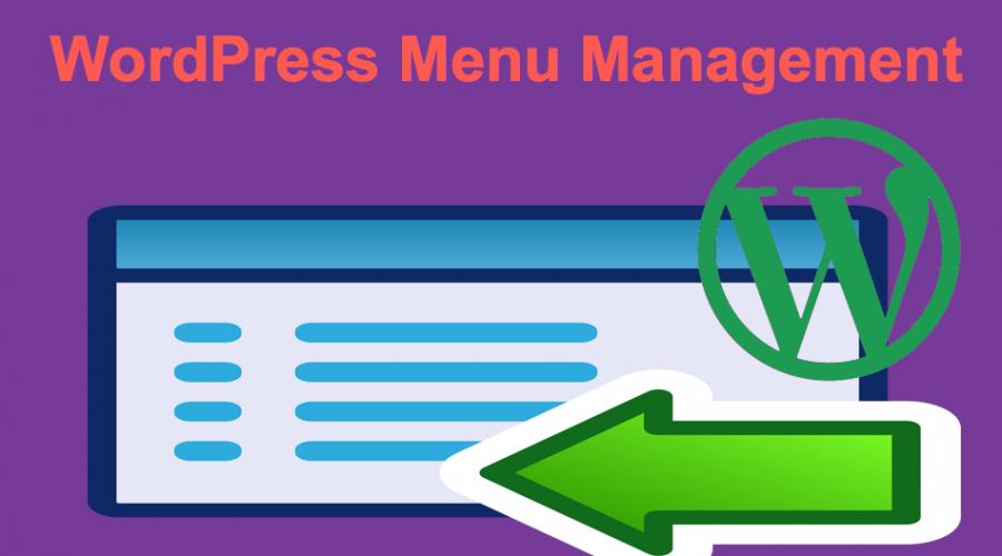 How to Manage Menus in WordPress?