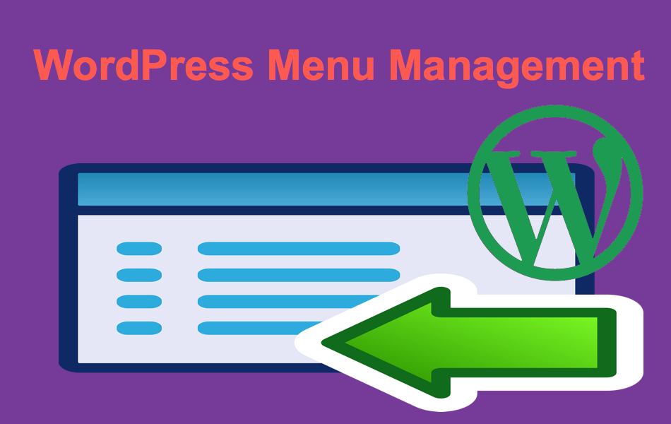 How to Manage Menus in WordPress?