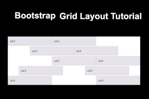 Bootstrap Grid Layout