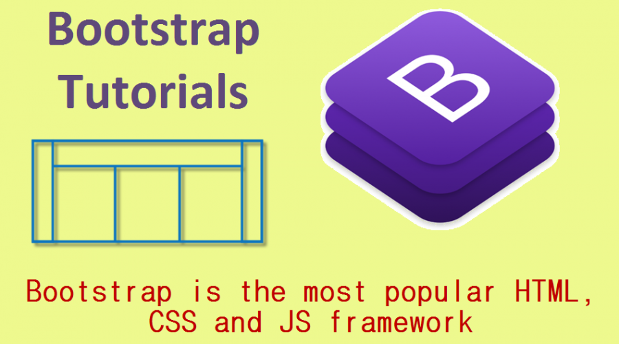 Bootstrap 4 Tutorials for Beginners