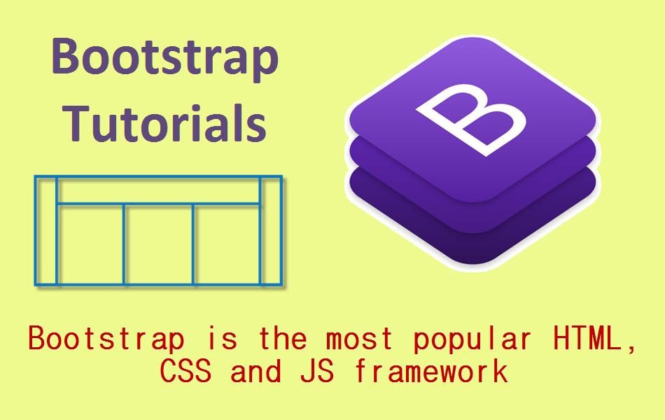 Bootstrap Tutorials
