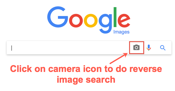 Doing Reverse Image Search in Google