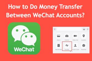 How to Do Money Transfer Between WeChat Accounts?