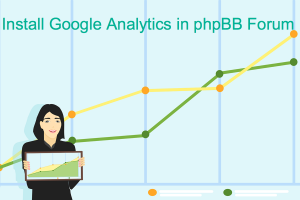 Install Google Analytics in phpBB Forum